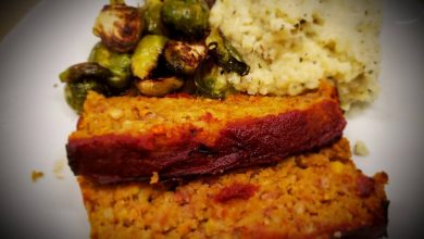 Photo of Classic Chickpea Meatless Loaf