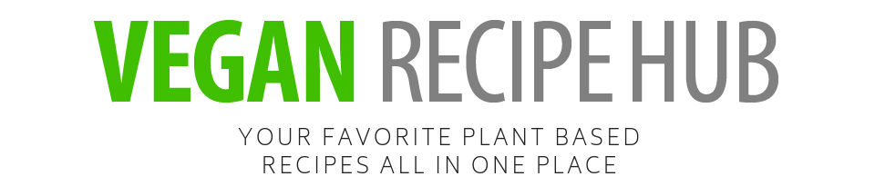 Vegan Recipe Hub