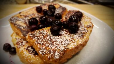 Photo of Quick and Simple Vegan French Toast