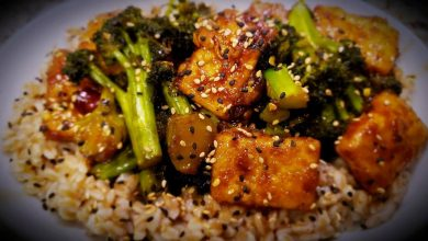 Photo of Extremely Flavorful General Tso's Tofu