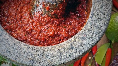 Photo of Easy Homemade Panang Curry Paste