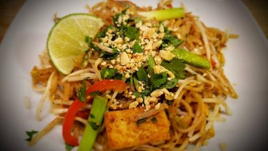 Photo of Crispy Tofu Pad Thai