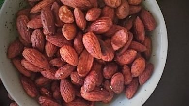 Photo of Easy Homemade Tamari Almonds