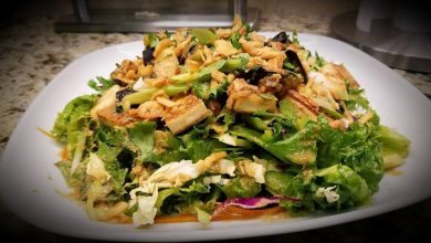 Photo of Greeny Thai Chopped Salad