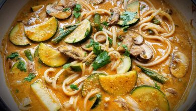Photo of Vegan Laksa