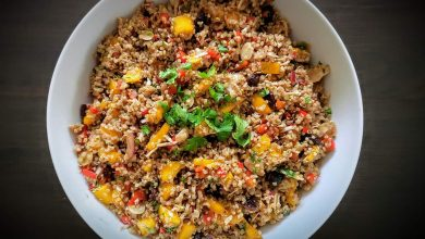 Photo of Simply Delicious Mango & Quinoa Salad