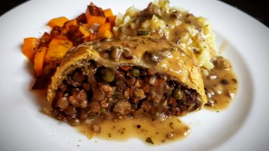 Photo of Savory Lentil Wellington