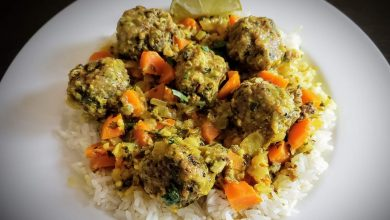 Photo of Quick and Easy Cauliflower Quinoa Meatless Balls