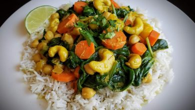 Photo of Mango Coconut Curry