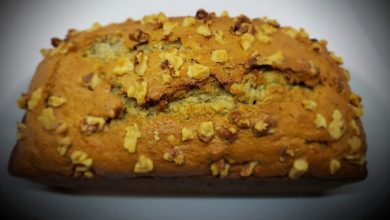 Photo of Betty Crocker's Banana Bread…Veganized