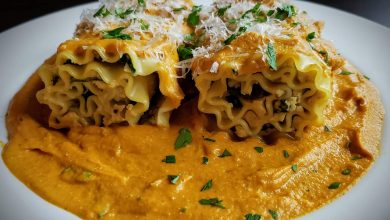 Photo of Spinach Ricotta Lasagna Spirals