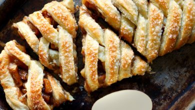 Photo of The Best Apple & Cream Cheez Pastry
