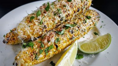 Photo of Vegan Style Elote (Mexican Street Corn)