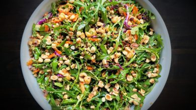 Photo of Veganized Moroccan Salad