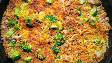 Photo of Wicked Cheezy Chick'n & Broccoli Skillet
