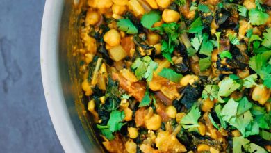 Photo of Super Simple Chickpea Stew