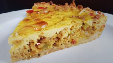 Photo of Best Breakfast Bake Hashbrown Crust